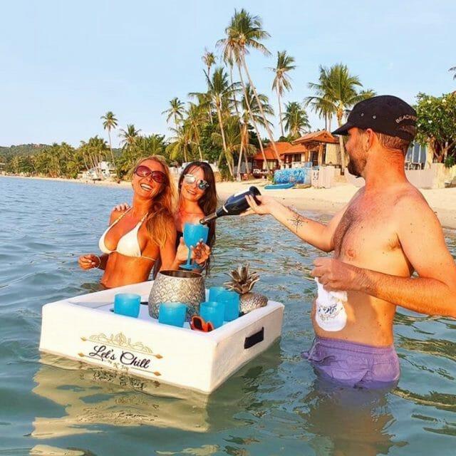 Bar Flottant Cocoon